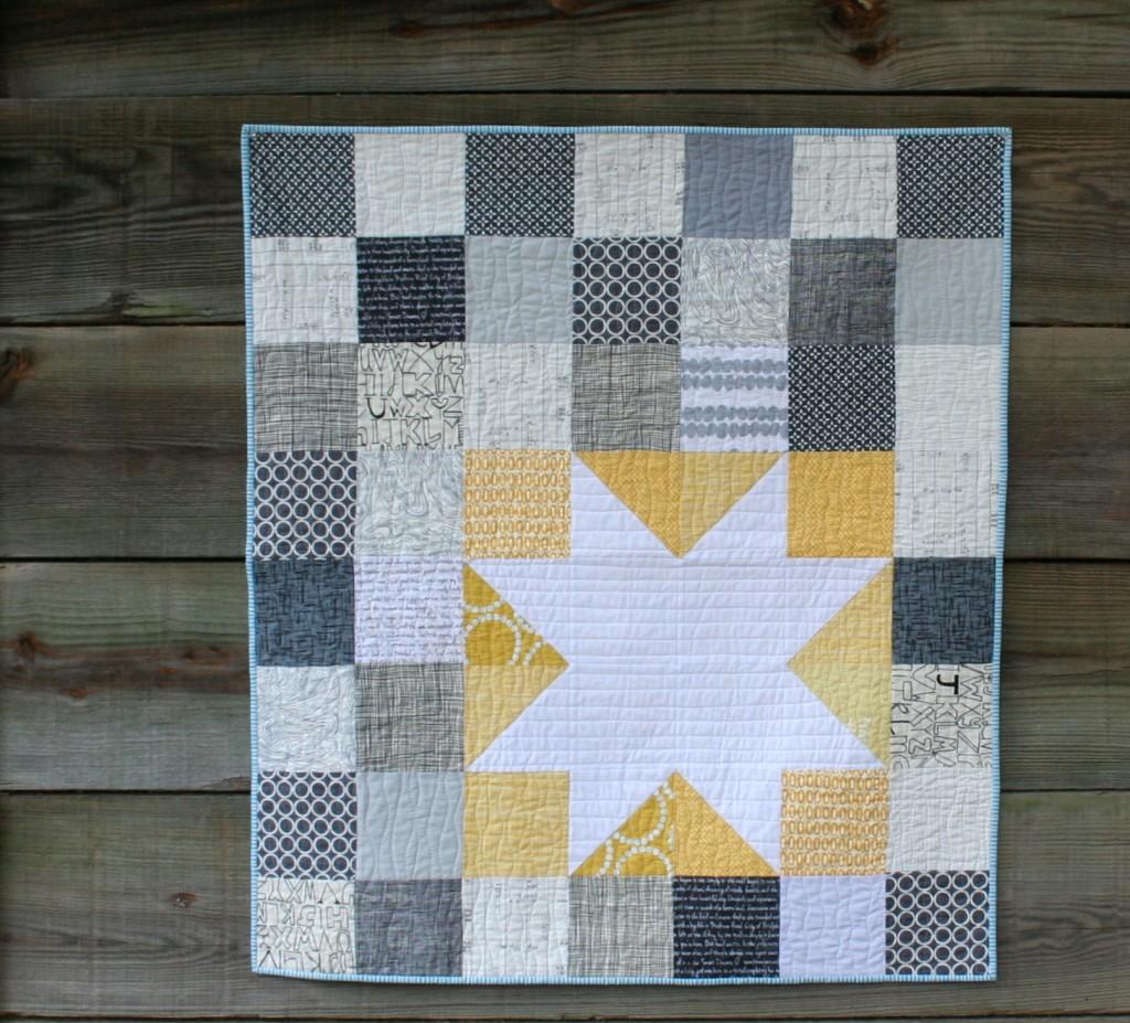 Free Quilt Pattern Star Bright I Sew Free