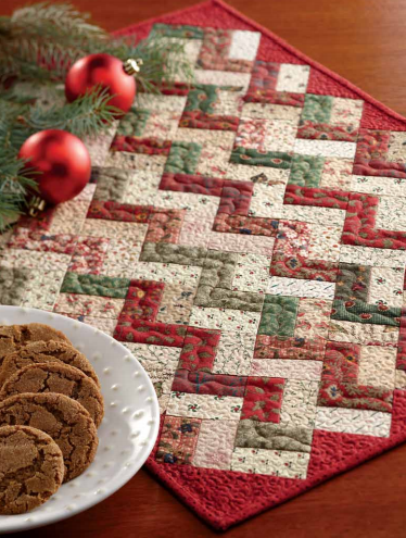 Quilting Patterns Christmas Placemats Free Quilt Pattern