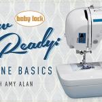 Free Sewing Class:  Sewing Machine Basics