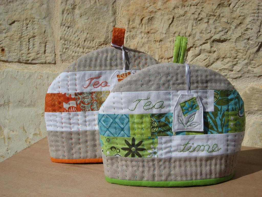 Free Sewing Pattern Tea Cozy I Sew Free