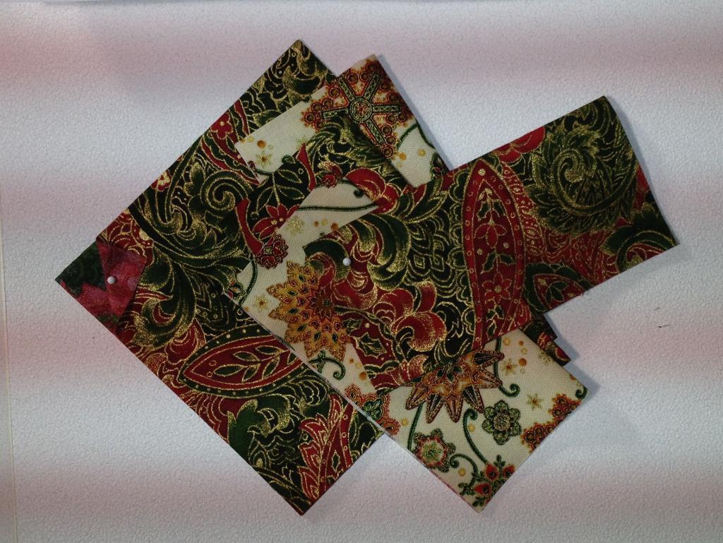Free Sewing Pattern Wine Coaster Square Pattern I Sew Free