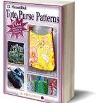 Free Sewing eBook:  12 Beautiful Tote Purse Patterns