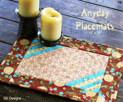 Table Topper & Runner Patterns - Erica's Craft & Sewing Center