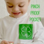 Free Hand Embroidery Pattern:  St. Patrick's Day Pocket Embroidery Pattern