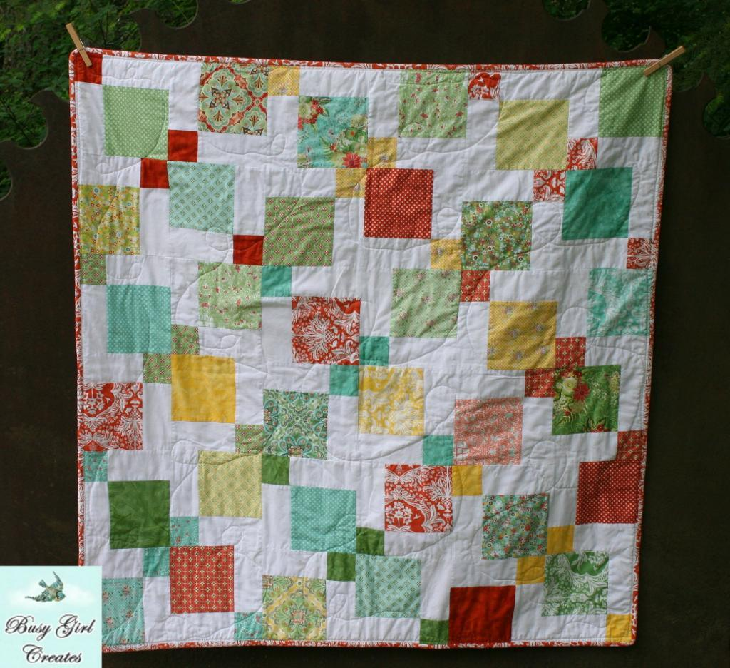 Free Quilt Pattern Stitch And Slice Quilt I Sew Free