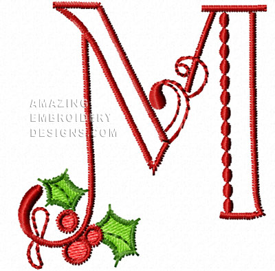 M Alphabet Design Piglet Alphabet Letter M Machine Embroidery Design Pictures to pin on ...