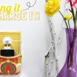 Free Sewing Tutorial:  Hang it, Charge it!