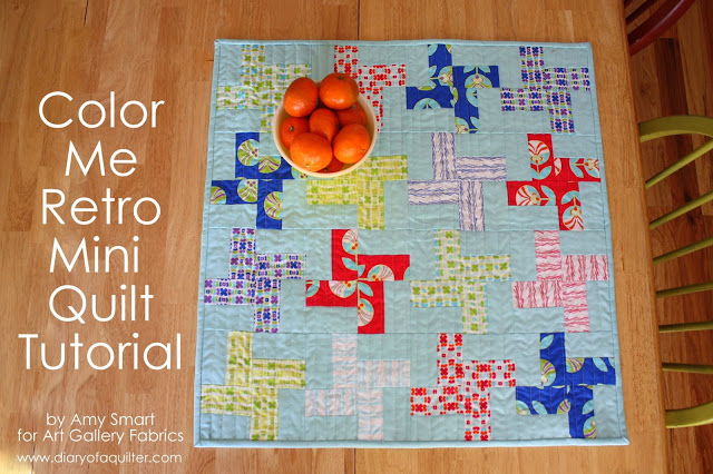 Pinwheel block quilt tutorial