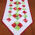 Free quilt pattern christmas tree table runner for 120 table runner christmas