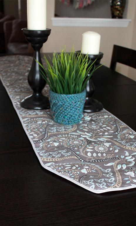 Free Sewing Pattern Table Runner Trivet Hot Pad I Sew