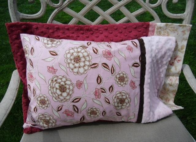 Free Sewing Pattern Travel Size Pillow Case I Sew Free