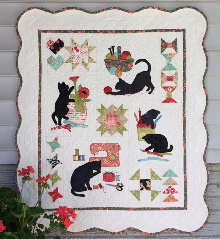 free quilt pattern  b o m  border and assembly only
