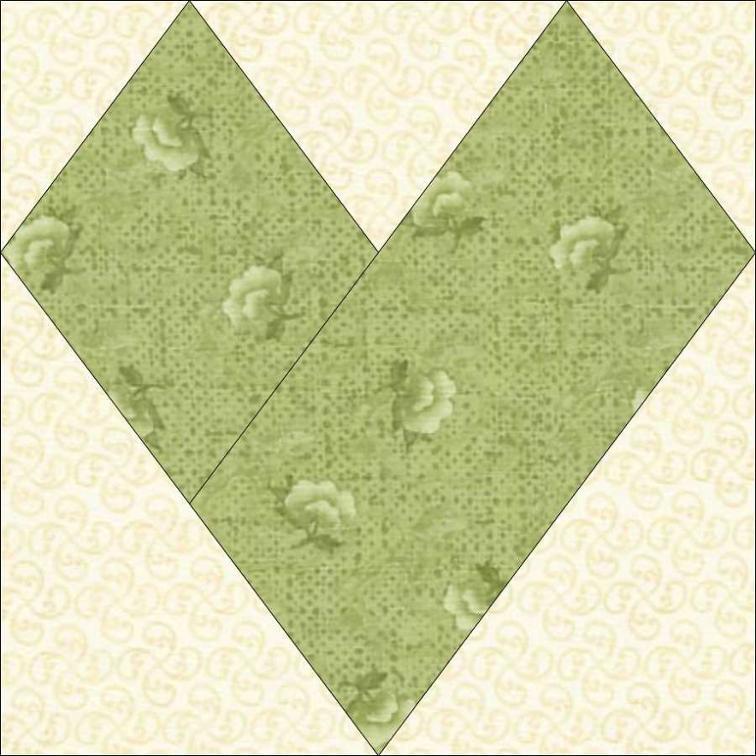 Mini Quilt Block Template Set : Free Quilt Pattern: Emma s Miniature Quilt Block