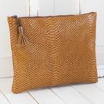 Free Sewing Pattern:  Ciara Clutch