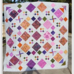 Free Quilt Pattern:  Layer Cake Explosion