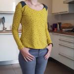 Free Sewing Pattern:  Bee Shirt