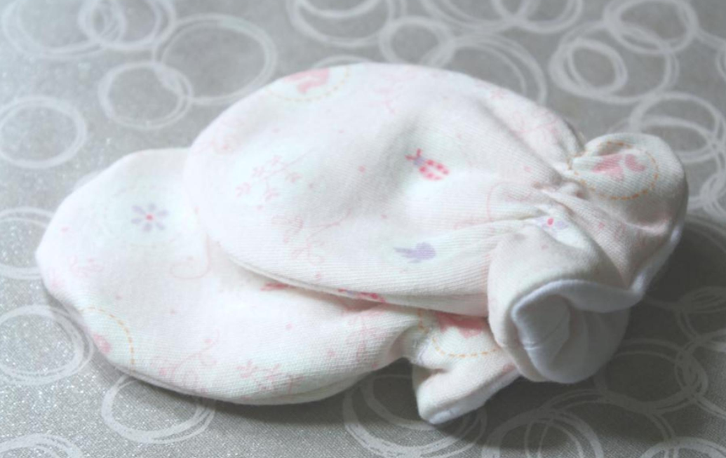 Free Sewing Pattern Quick And Easy Baby Mittens I Sew Free