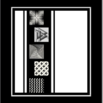 Free Quilt Pattern:  Five Illusions