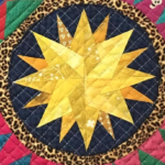 Free Quilt Pattern:  Star Foundation Paper Piecing Pattern