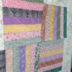 Free Quilt Pattern:  28 Strips