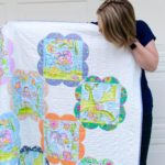 Free Quilt Pattern:  Pretty Pictures
