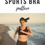 Free Sewing Pattern:  Sports Bra