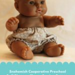 Free Sewing Pattern:  Snohomish Cooperative Doll Bloomer Shorts