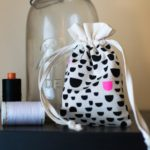 Free Sewing Pattern:  Halloween Treat Bag