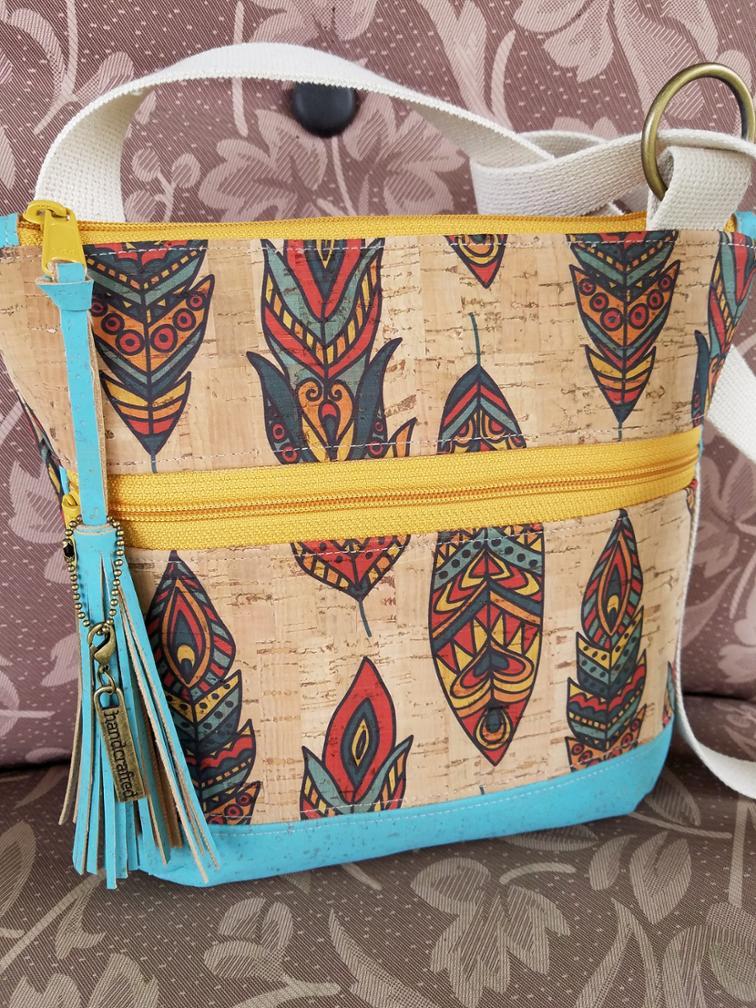 Free Sewing Pattern: Koda Cross Body Bag | I Sew Free