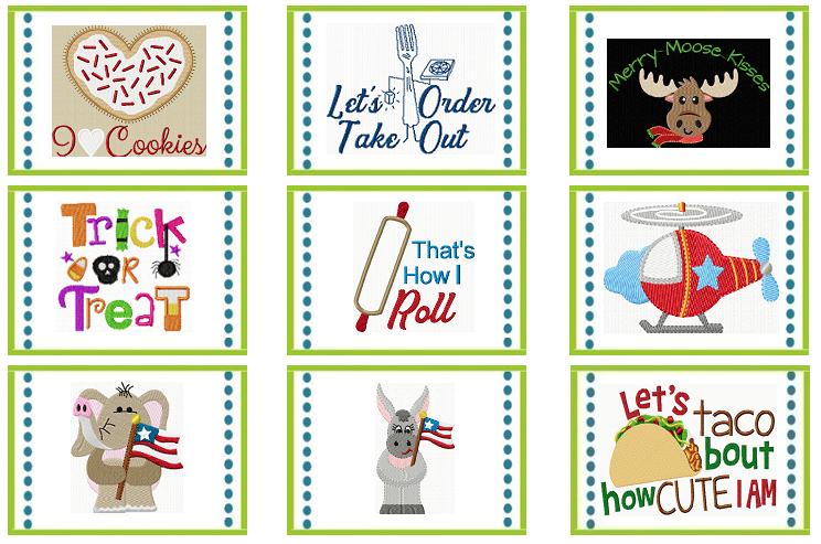 Free Embroidery Designs 24 Free Embroidery Designs I Sew Free