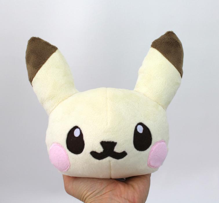 Free Sewing Pattern: Pokemon Pikachu Plushie | I Sew Free