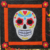 Free Quilt Pattern:  Sugar Skull Wall Hanging