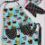 Free Sewing Pattern:  Mini Me Apron Set