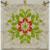 Free Quilt Pattern:  Folk Snowflake