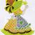 Free Embroidery Design:  Child