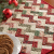 Free Quilt Pattern:  Little ZZ Christmas Placemat