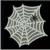 Free Embroidery Design:  FSL Spider Web