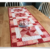 Free Quilt Pattern:  Peppermint Pinwheels Table Runner