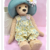 Free Sewing Pattern:  Delores Bear