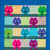 Free Quilt Pattern:  Happy Cats