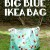 Free Sewing Pattern:  Big Blue IKEA Bag