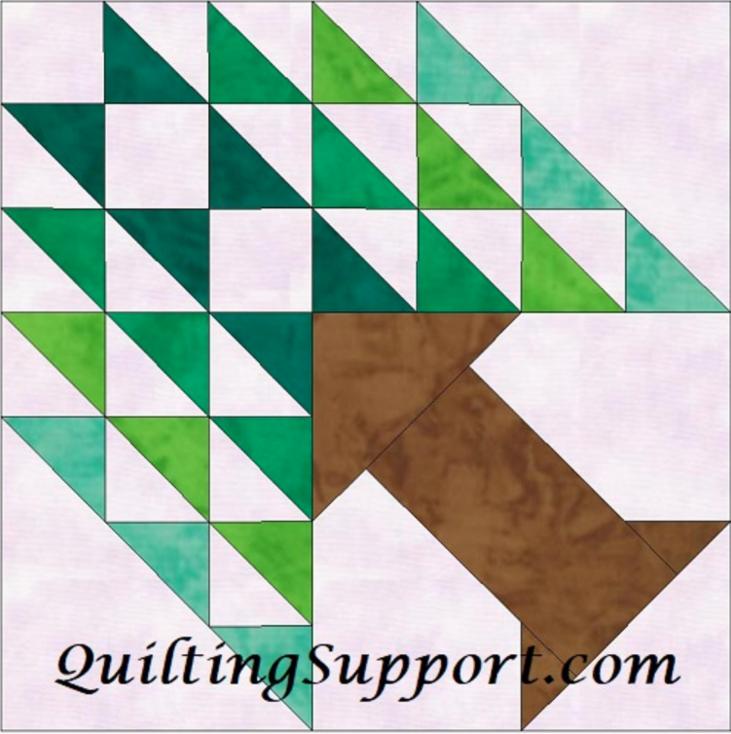 Paradise Quilt Pattern
